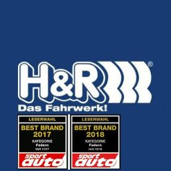 H&R brand logo | tunershop.ro distribuitor