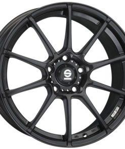 Jante aliaj SPARCO ASSETTO GARA MATT BLACK W2903150239 din stockul tunershop.ro