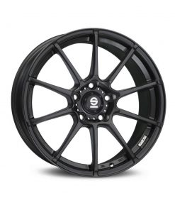 Jante aliaj SPARCO ASSETTO GARA MATT BLACK W2903900339 din stockul tunershop.ro