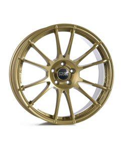 Jante aliaj OZ ULTRALEGGERA HLT RACE GOLD W0180300476 din stockul tunershop.ro