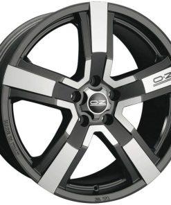 Jante aliaj OZ VERSILIA MATT BLACK DIAMOND CUT W0181400154 din stockul tunershop.ro