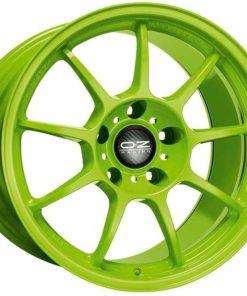 Jante aliaj OZ ALLEGGERITA HLT 5F ACID GREEN W01830001P3 din stockul tunershop.ro