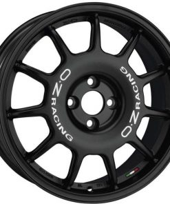 Jante aliaj OZ LEGGENDA MATT BLACK WHITE LETTERING W01872250N8 din stockul tunershop.ro