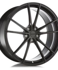 Jante aliaj OZ ZEUS MATT BLACK W0408300353 din stockul tunershop.ro
