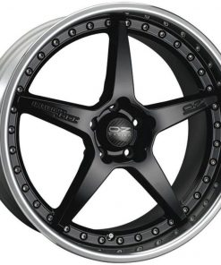 Jante aliaj OZ CRONO III MATT BLACK W2108151853 din stockul tunershop.ro