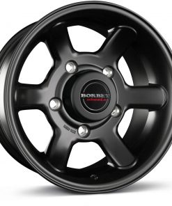 Jante aliaj BORBET CW BLACK MATT 75410 din stockul tunershop.ro