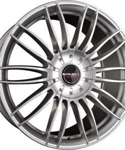 Jante aliaj BORBET CW 3 sterling silver 221224 din stockul tunershop.ro
