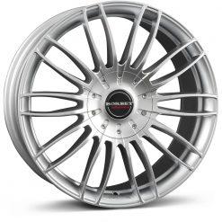 Jante aliaj BORBET CW3 sterling silver 221839 din stockul tunershop.ro