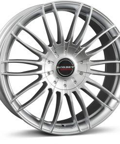 Jante aliaj BORBET CW 3 sterling silver 222099 din stockul tunershop.ro