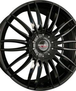 Jante aliaj BORBET CW 3 BLACK GLOSSY 221703 din stockul tunershop.ro