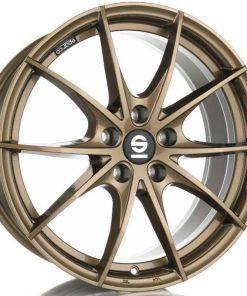 Jante aliaj SPARCO SPARCO TROFEO 5 GLOSS BRONZE W29061001S5 din stockul tunershop.ro