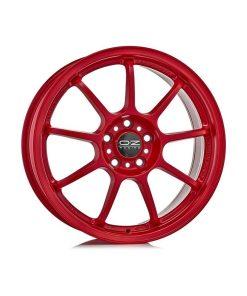 Jante aliaj OZ ALLEGGERITA HLT 5F RED W0182300384 din stockul tunershop.ro