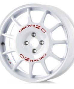 Jante aliaj OZ LEGGENDA WHITE RED LETTERING W0187225133 din stockul tunershop.ro