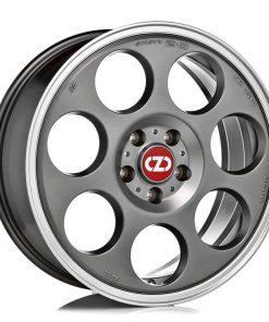 Jante aliaj OZ ANNIVERSARY 45 MATT TITANIUM TECH DIAMOND LIP W01A00208S7 din stockul tunershop.ro