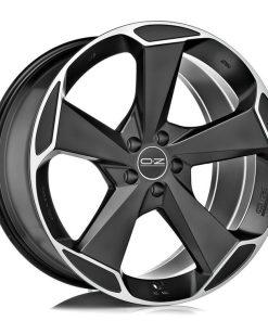 Jante aliaj OZ ASPEN HLT MATT BLACK DIAMOND CUT W01A0420154 din stockul tunershop.ro