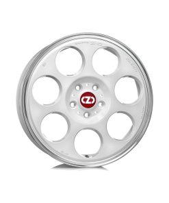 Jante aliaj OZ ANNIVERSARY 45 RACE WHITE DIAMOND LIP W01A08200WD din stockul tunershop.ro