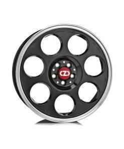 Jante aliaj OZ ANNIVERSARY 45 BLACK DIAMOND LIP W01A08251O7 din stockul tunershop.ro