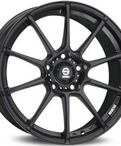 Jante aliaj SPARCO ASSETTO GARA MATT BLACK W2903750044 din stockul tunershop.ro