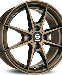 Jante aliaj SPARCO SPARCO TROFEO 4 GLOSS BRONZE W29064001S5 din stockul tunershop.ro