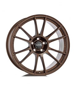 Jante aliaj OZ ULTRALEGGERA HLT matt bronze W01715009S8 din stockul tunershop.ro