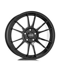 Jante aliaj OZ ULTRALEGGERA HLT GLOSS BLACK W01716004O2 din stockul tunershop.ro
