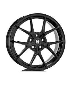 Jante aliaj SPARCO SPARCO PODIO GLOSS BLACK W29071001IC5 din stockul tunershop.ro