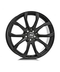 Jante aliaj MSW MSW 48 MATT BLACK W1931000153 din stockul tunershop.ro