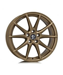 Jante aliaj SPARCO SPARCO DRS RALLY BRONZE W29074003RB din stockul tunershop.ro