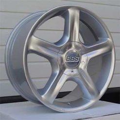 Jante aliaj BBS VZ silver VZ030 din stockul tunershop.ro