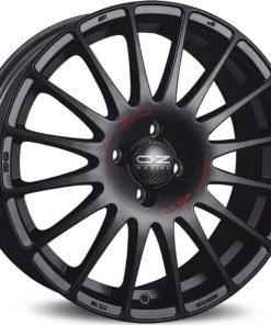 Jante aliaj OZ SUPERTURISMO GT RACE SILVER BLACK LETTERING W0167015282 din stockul tunershop.ro