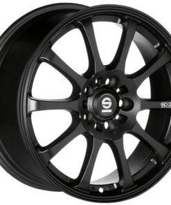 Jante aliaj SPARCO DRIFT MATT BLACK W2901455139 din stockul tunershop.ro