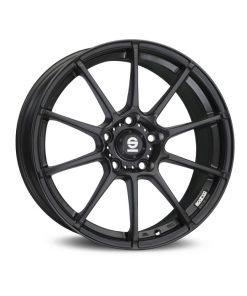 Jante aliaj SPARCO ASSETTO GARA MATT BLACK W2903450339 din stockul tunershop.ro