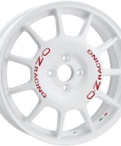 Jante aliaj OZ LEGGENDA RACE WHITE RED LETTERING W01872200A33 din stockul tunershop.ro