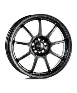 Jante aliaj OZ ALLEGGERITA HLT 5F MATT BLACK W0183120053 din stockul tunershop.ro