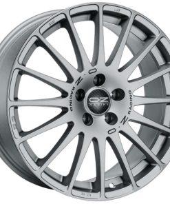 Jante aliaj OZ SUPERTURISMO GT GRIGIO CORSA BLACK LETTERING W01672201P5 din stockul tunershop.ro