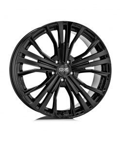 Jante aliaj OZ CORTINA MATT BLACK W0188300453 din stockul tunershop.ro