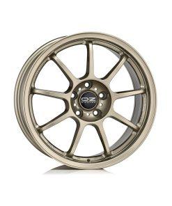 Jante aliaj OZ ALLEGGERITA HLT 5F WHITE GOLD W018242097A din stockul tunershop.ro