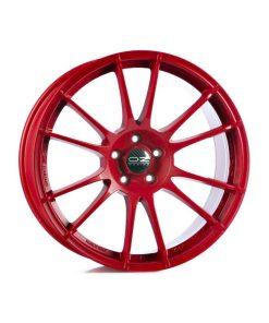 Jante aliaj OZ ULTRALEGGERA HLT RED W0180300684 din stockul tunershop.ro