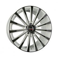 Jante aliaj BORBET BLX white black glossy 222203 din stockul tunershop.ro