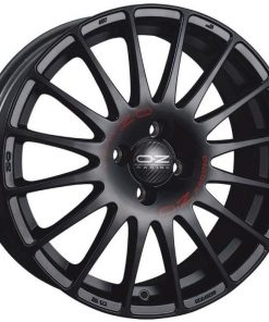 Jante aliaj OZ SUPERTURISMO BLACK POLISHED MATT W0189515279 din stockul tunershop.ro