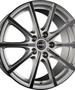Jante aliaj BORBET BL5 silver black glossy 8105559 din stockul tunershop.ro