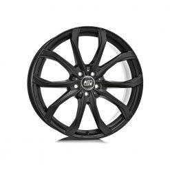 Jante aliaj MSW MSW 48 MATT BLACK W1925900453 din stockul tunershop.ro