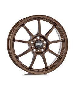 Jante aliaj OZ ALLEGGERITA HLT 5F matt bronze W01823003S8 din stockul tunershop.ro