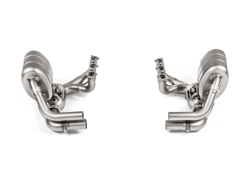 Evolution Header Set (Titanium) RS doar pe tunersho.ro Cel mai mare magazin online de aftermarket competitie din estul Europei.