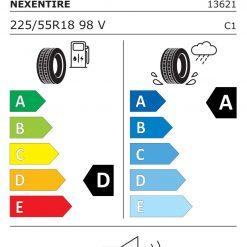 Eficienta de franare pentru anvelopa Nexen Nfera RU1 | tunershop.ro