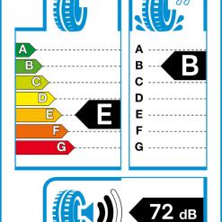 Eficienta de franare pentru anvelopa Nokian WR-SUV4-Runflat | tunershop.ro