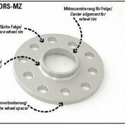 distantiere H&R sistem prindere DRS-MZ numai pe tunershop.ro